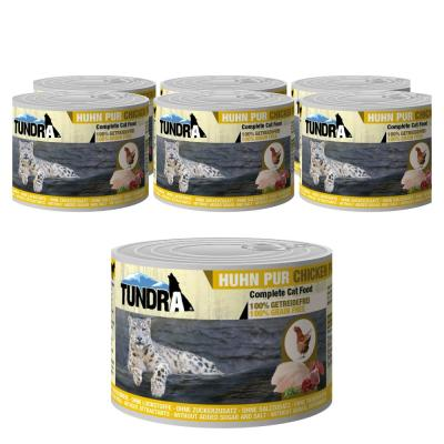Sparpack! Tundra Cat Huhn Pur | 6 x 200g