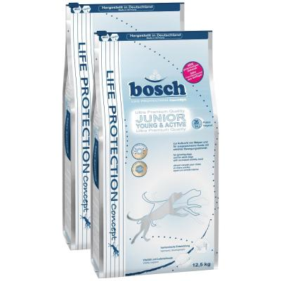 Sparpack! Bosch Life Protection Young & Act | 2x12,5kg
