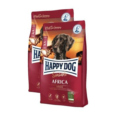 Sparpack! Happy Dog Supreme Africa | 2 x 12,5kg