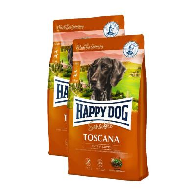 Sparpack! Happy Dog Supreme Toscana 2 x 12,5kg