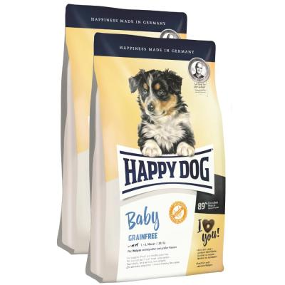 Sparpack! Happy Dog Baby Grainfree | 2x10kg