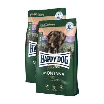 Sparpack! Happy Dog Supreme Montana | 2 x 10 kg