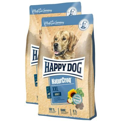 Sparpack! Happy Dog NaturCroq XXL | 2 x 15kg