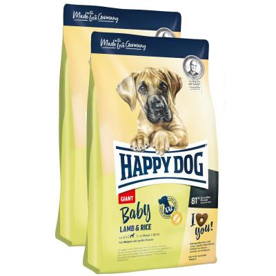 Sparpack! Happy Dog Supreme Baby Giant Lamb & Rice | 2 x 15kg