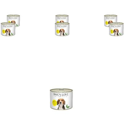 Sparpack! DOG'S LOVE Adult Huhn | 6 x 200g