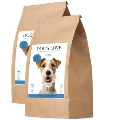 Sparpack! DOG'S LOVE Adult Lachs | 2 x 12kg