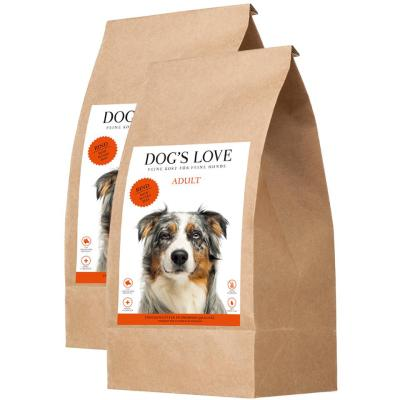 Sparpack! DOG'S LOVE Adult Rind | 2 x 12kg