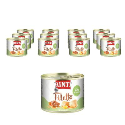 Sparpack! Rinti Filetto in Sauce Huhn & Ente | 12x210g
