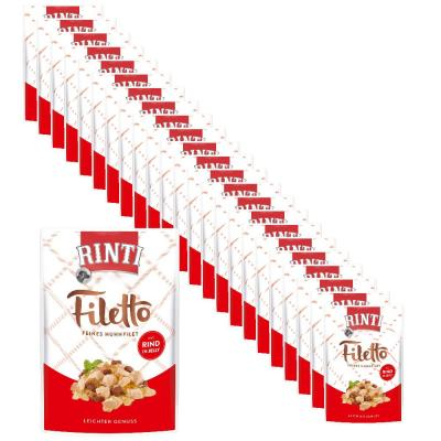 Sparpack! Rinti Filetto in Jelly Huhn & Rind | 24x100g