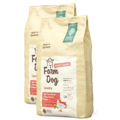 Sparpack! Green Petfood FarmDog Country | 2 x 10kg
