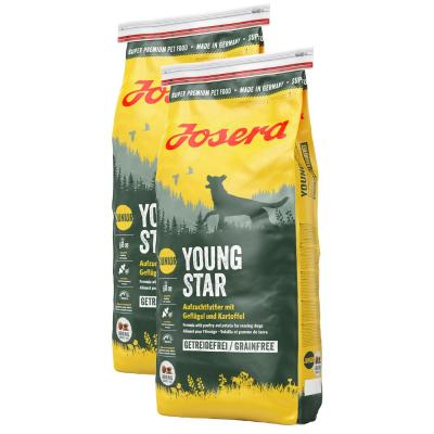 Sparpack! Josera YoungStar | 2 x 15kg