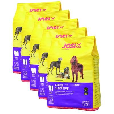 Sparpack! Josera JosiDog Adult Sensitive | 4,5kg (5x900g)