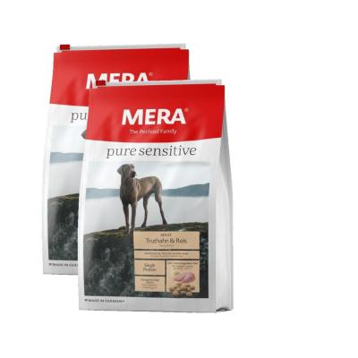 SP2 MERA pure sensitive Truthahn&Reis | 2x12,5kg
