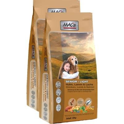 Sparpack! MAC's Senior / Light | 2x12kg