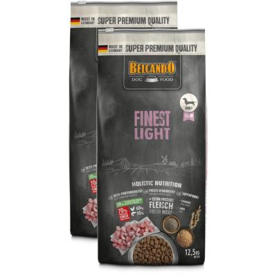 Sparpack! Belcando Finest Light | 2 x 12,5kg