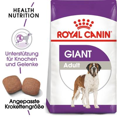 Sparpack! Royal Canin Giant Adult | 2x15kg