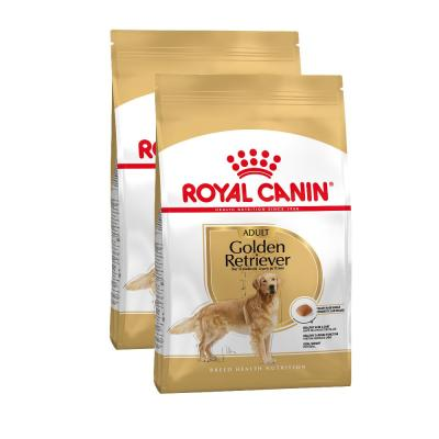 Sparpack! Royal Canin Golden Retriever 25 Adult...
