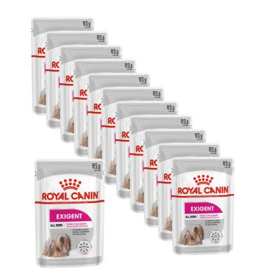 Sparpack! Royal Canin Exigent Mousse | 12 x 85 g