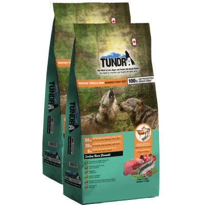 Sparpack! Tundra Dog Rentier | 2 x 11,34 kg
