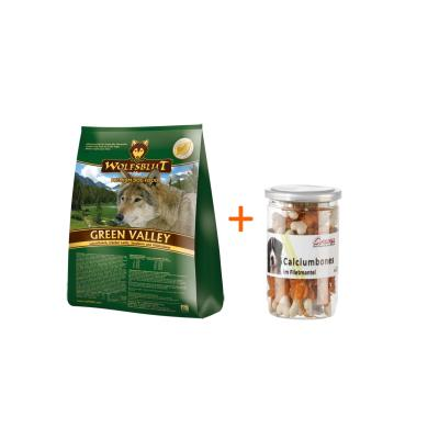 Wolfsblut Green Valley Adult Lamm & Fisch | 15kg+Snack gratis