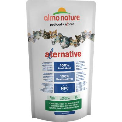 HFC Alternative Wachtel und Reis 750 g