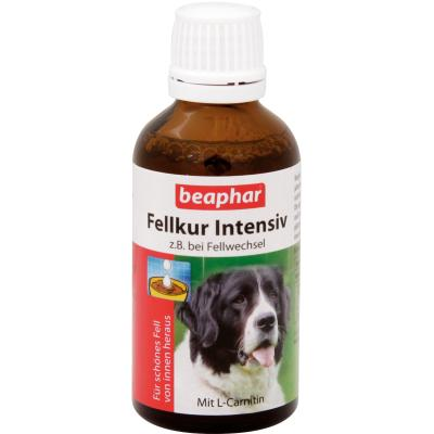 Beaphar Fellkur Intensiv Hund, 50ml