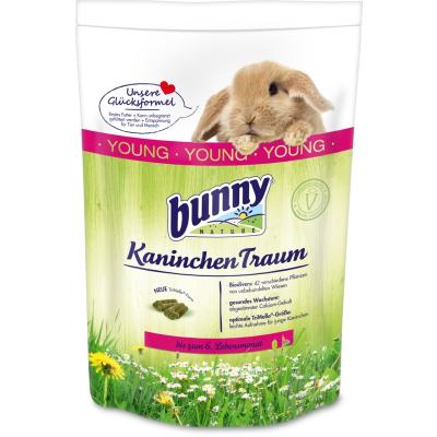 Bunny Kaninchen Traum young 750g