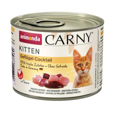 animonda Carny Kitten Geflügel-Cocktail | 200g