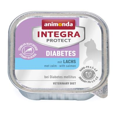 Animonda Integra Protect Diabetes mit Lachs 100g