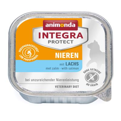 Animonda Integra Protect Nieren mit Lachs 100g