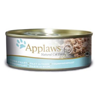 Applaws Dose Thunfischfilets 156g