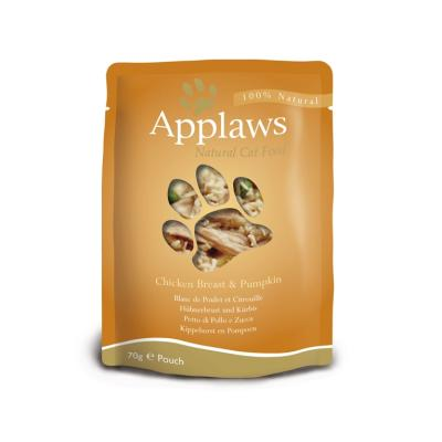 Applaws Pouch Hühnerbrust & Kürbis 70g