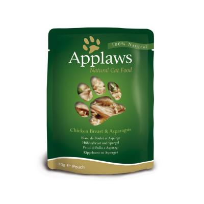 Applaws Pouch Hühnerbrust & Spargel 70g