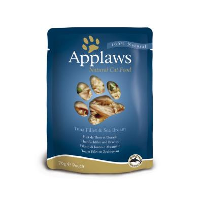 Applaws Pouch Thunfischfilets & Dorade / Brachs...