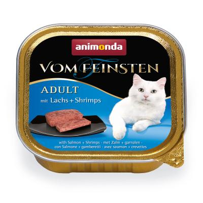 Animonda Vom Feinsten Mare | Lachs & Shrimps 100g