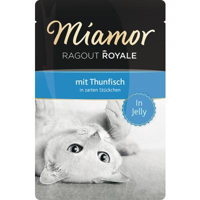Miamor Ragout Royale Thunfisch in Jelly 100g