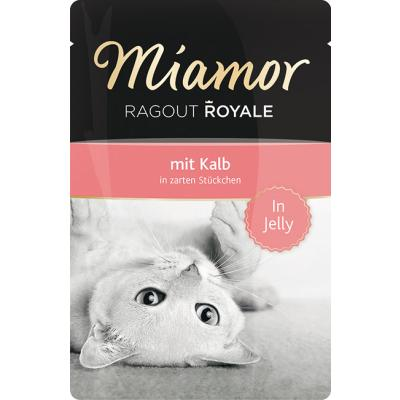 Miamor Ragout Royale Kalb in Jelly 100g