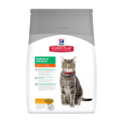 Hill´s Feline Adult Perfect Weight mit Huhn 3kg