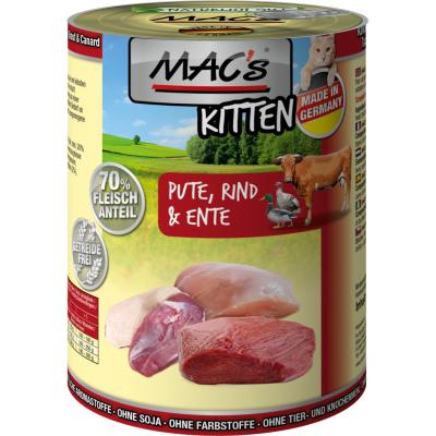 MAC's Cat Kitten | 400g