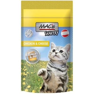 MAC's CAT Shakery Chicken & Cheese | 60g