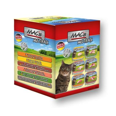 MAC´s Cat Multipack 6x85g