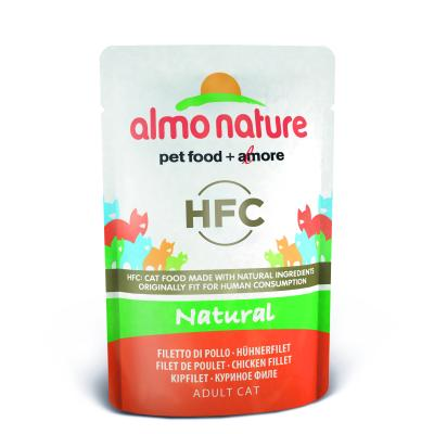 Almo Nature HFC Nature Hühnerfilet 55g