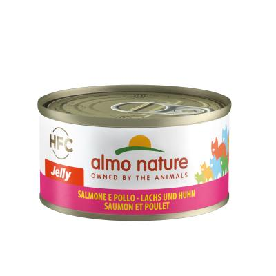 Almo Nature Legend Lachs & Huhn 70g