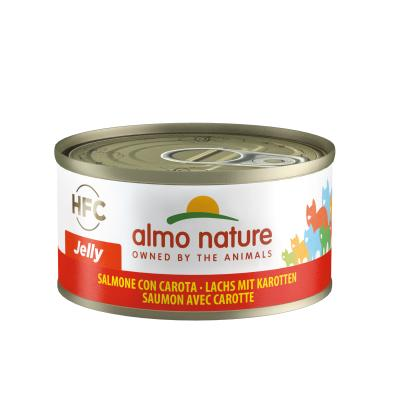 Almo Nature Legend Lachs & Karotten 70g