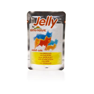 Jelly by Almo Nature mit Huhn 70g