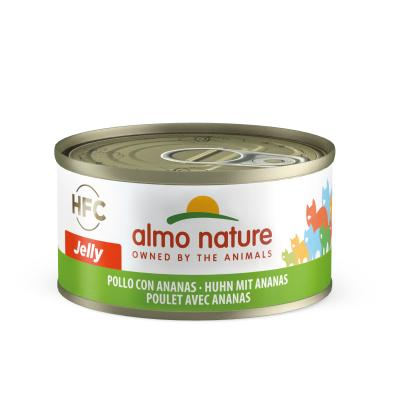 Almo Nature Legend in Jelly mit Huhn & Ananas 70g