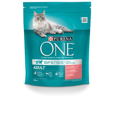 Purina ONE Bifensis Adult Lachs 800g