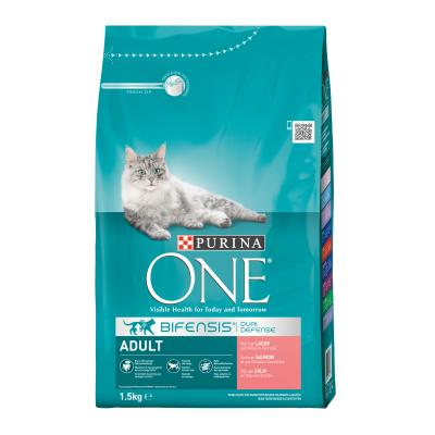 Purina ONE Bifensis Adult Lachs 1,5kg