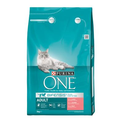 Purina ONE Bifensis Adult Lachs 3kg