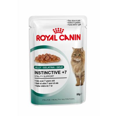 Royal Canin Instinctive +7 in Gelee 85g